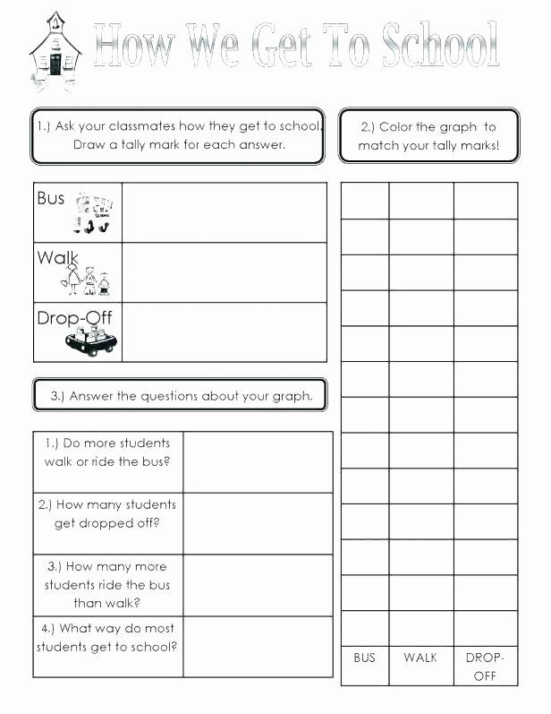 Tally Mark Worksheets for Kindergarten Free Abeka Worksheets
