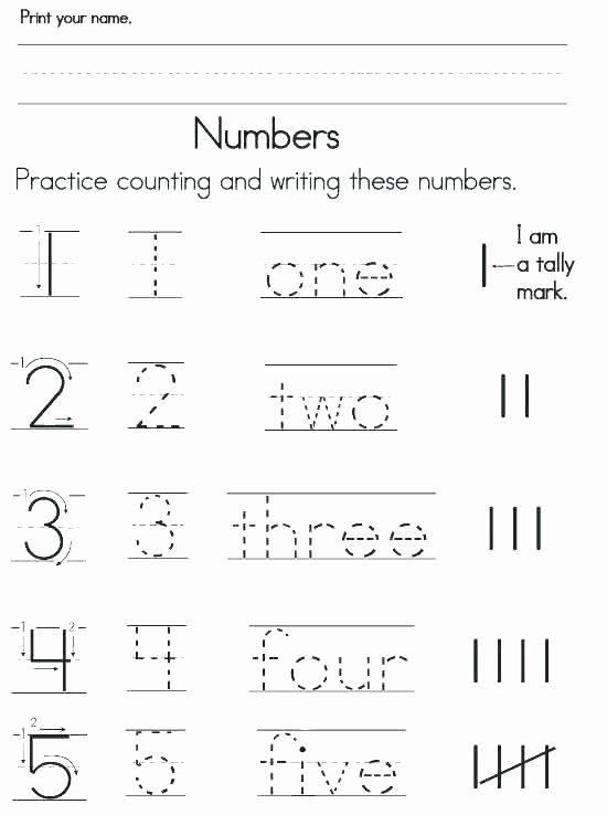 Tally Mark Worksheets for Kindergarten Preschool Language Arts Worksheets – Hellodrupalfo