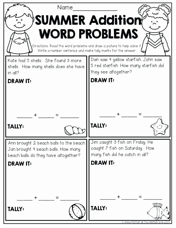 Tally Mark Worksheets for Kindergarten Reading Frequency Tables Worksheets