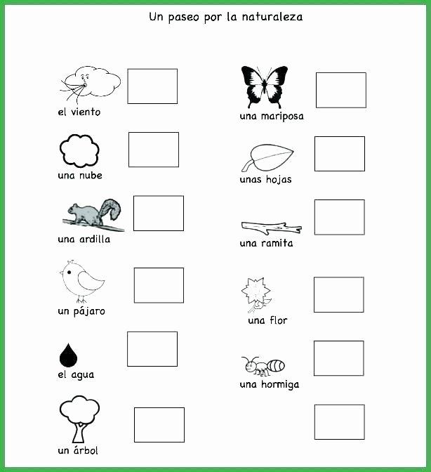 Tally Mark Worksheets for Kindergarten Spring Worksheets for Kindergarten