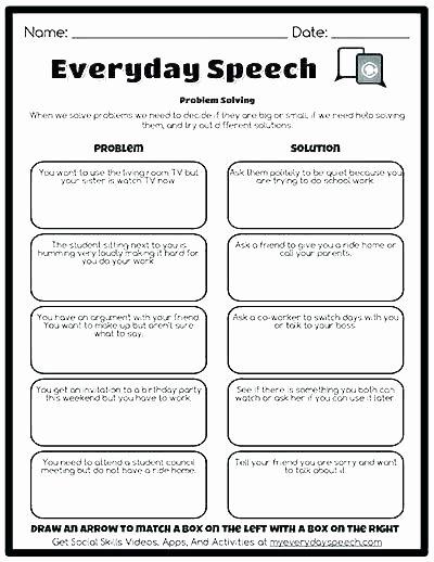 Teaching Independent Living Skills Worksheets Everyday Life Skills Worksheets Period S Everyday Life