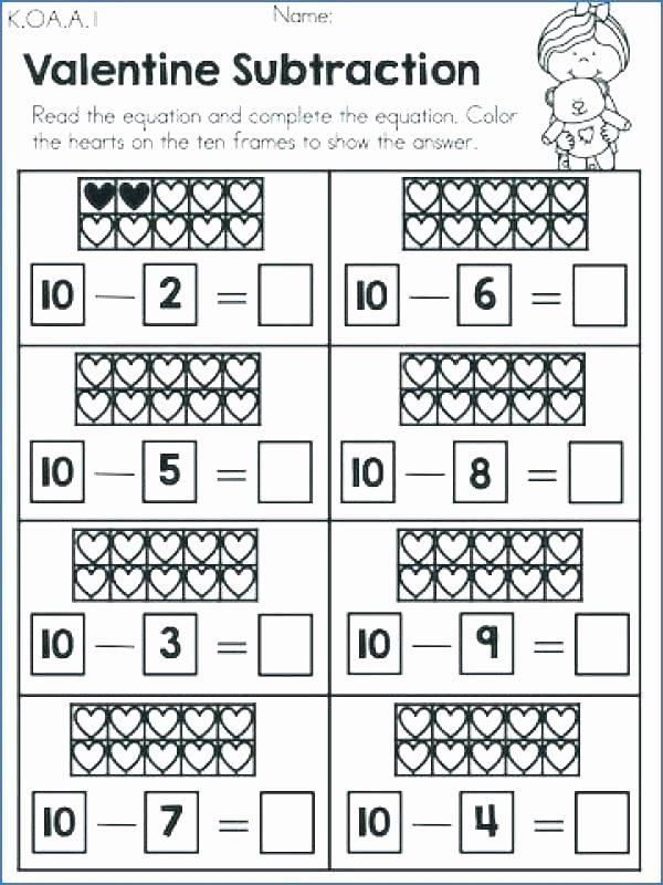 Ten Frame Addition Worksheets 10 Frame Worksheets Free Ten Addition and Subtraction
