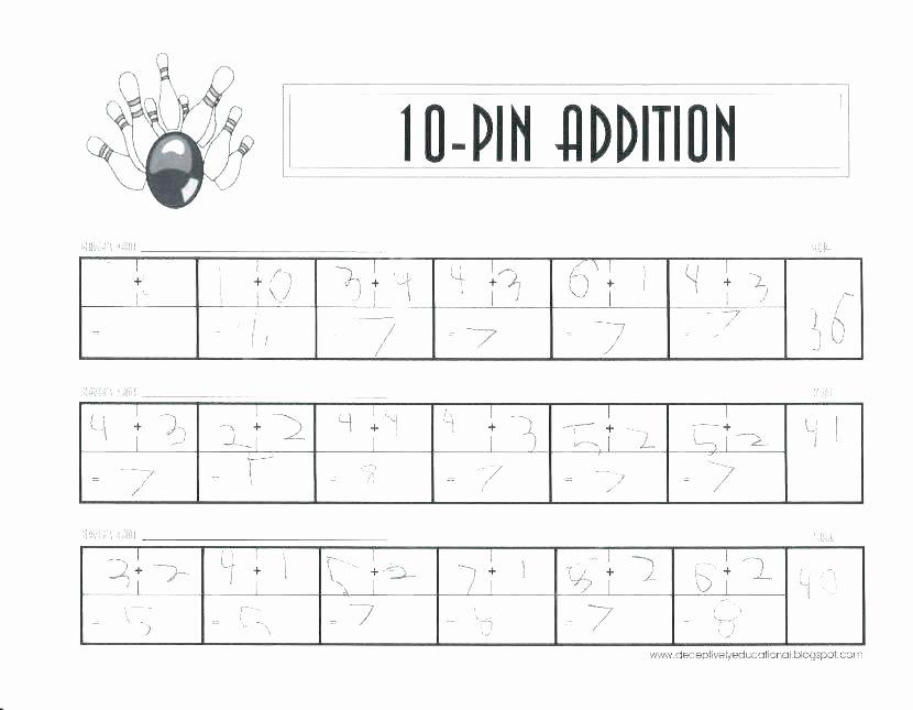 Ten Frame Worksheets for Kindergarten Free Ten Frame Show the Number Worksheet Printable