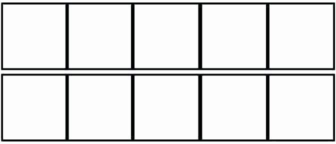 Ten Frame Worksheets for Kindergarten Ten Frame Worksheets – Livtoeat