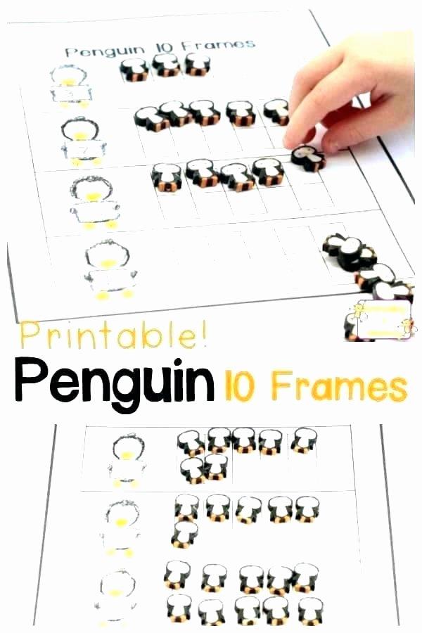 Ten Frame Worksheets Kindergarten Ten Frame Worksheets Frames Worksheet Addition for