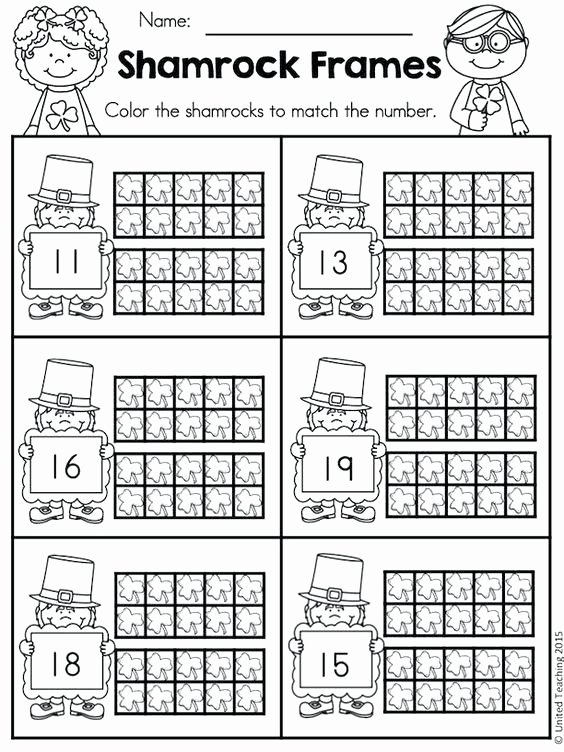 Ten Frames Worksheets 10 Frame Worksheets Free Ten Worksheet Best Activities Ideas