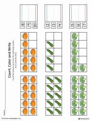 Ten Frames Worksheets Kindergarten Printable Worksheets