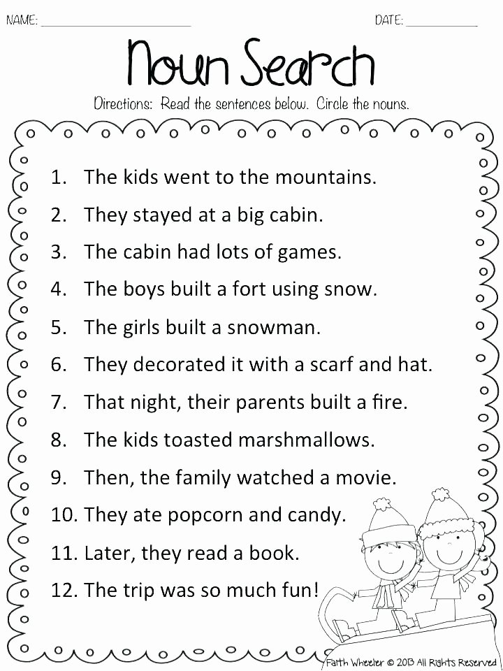 Tense Agreement Worksheet Lovely Be Verbs Worksheets for Grade Subject Verb Agreement