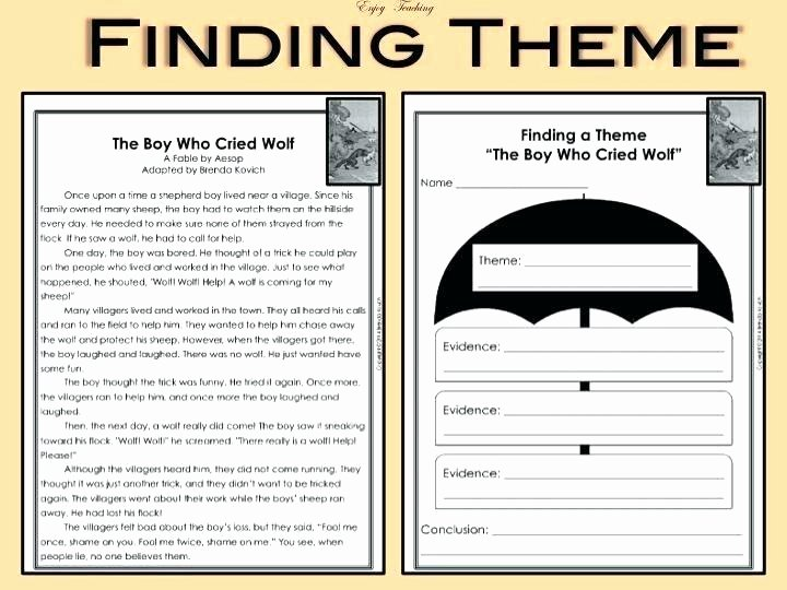 Text Evidence Worksheets 3rd Grade theme Worksheets 3rd Grade