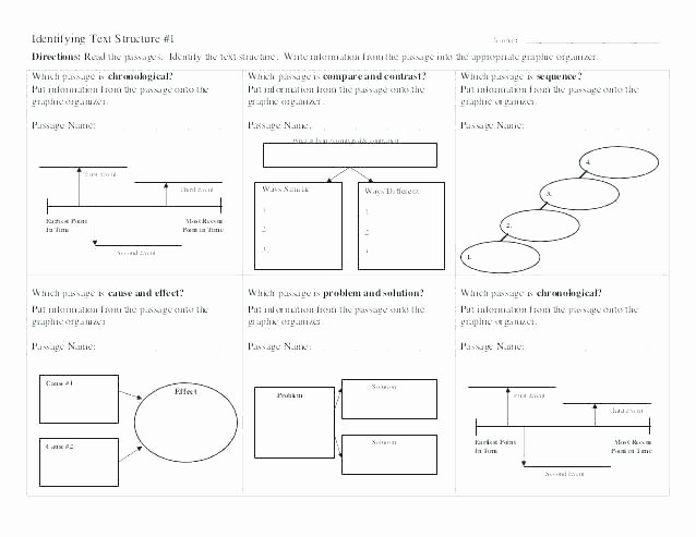 Text Structure 3rd Grade Worksheets Text Structure Et Ets Grade Cause and Effect Worksheets Pdf