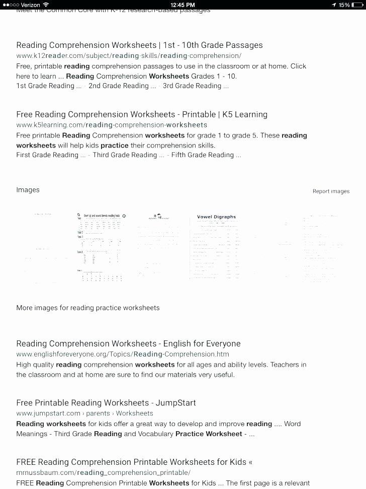 Thanksgiving Comprehension Worksheets Free Reading Prehension Worksheets Teacher Kindergarten