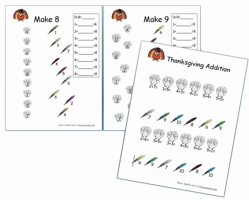 Thanksgiving Math Worksheets 5th Grade Homeschool Math Worksheets 5th Grade