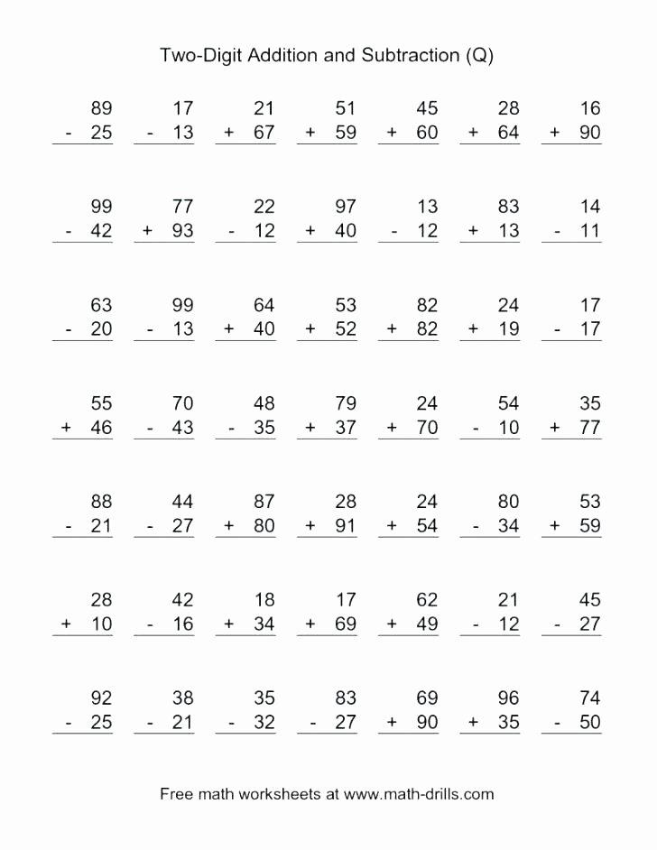 Thanksgiving Math Worksheets First Grade Free Math Worksheets for Grade Addition Worksheet Set First