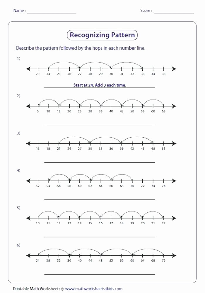 Thanksgiving Pattern Worksheets Beautiful Letter Pattern Worksheet Math Number Patterns Worksheets