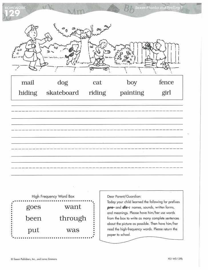 Thanksgiving Phonics Worksheets Saxon Phonics Worksheets