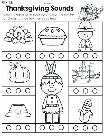 Thanksgiving Phonics Worksheets Thanksgiving Kid Worksheets Language Arts Activities