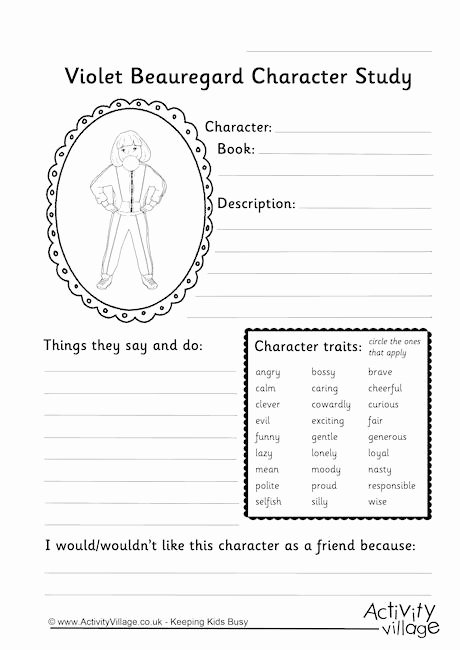 The Clever Factory Worksheets Charlie and the Chocolate Factory Resources