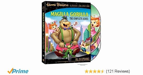 The Egypt Game Test Amazon Magilla Gorilla the Plete Series Various
