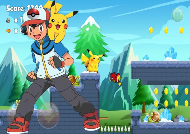 The Egypt Game Test Pikachu asho Super Run 1 0 Télécharger L Apk Pour android