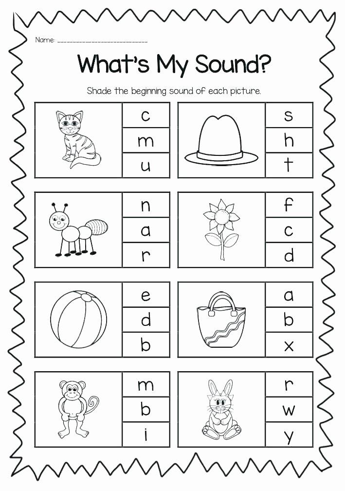 The Letter M Worksheet Free Letter sound Worksheets
