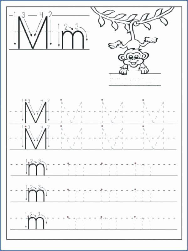The Letter M Worksheet Printable Letter Y Worksheets Free for Kindergarten D Family