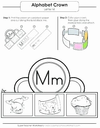 The Letter M Worksheet See Also Related to Words with Letter B for Kindergarten New