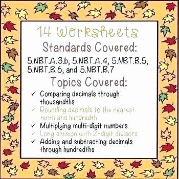 Theme Worksheet 5 5 Nbt 3 Worksheets 5 3 Worksheets Math Standard 4 Nbt 1