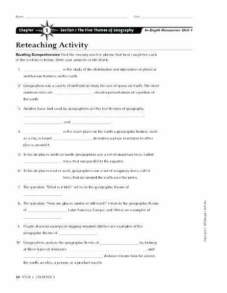 grade theme worksheets click 5 themes of geography experimental design high school lesson