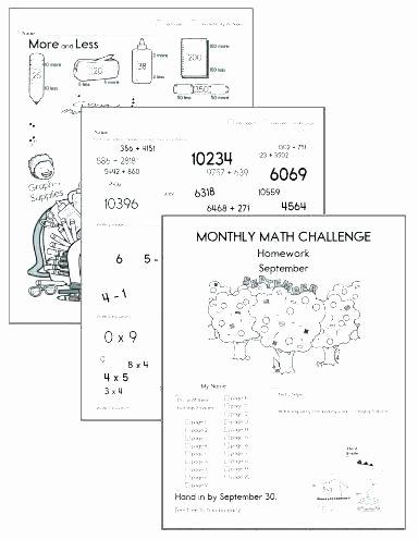 Theme Worksheets for 5th Grade Grade Reading Main Idea Worksheets Kindergarten Morning Math