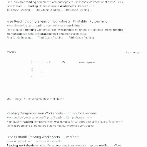 Theme Worksheets for 5th Grade Main Idea Grade Worksheets Image Result for Worksheet