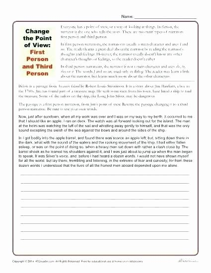 theme worksheets grade point of view worksheet grade worksheets for all and share worksheets free on theme worksheets grade theme worksheets pdf theme worksheets middle school pdf