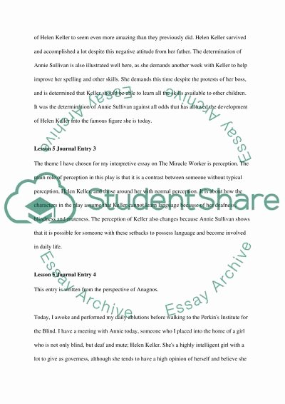 Theme Worksheets High School High School Journals English 1 for Lesson 5 and 6 Essay