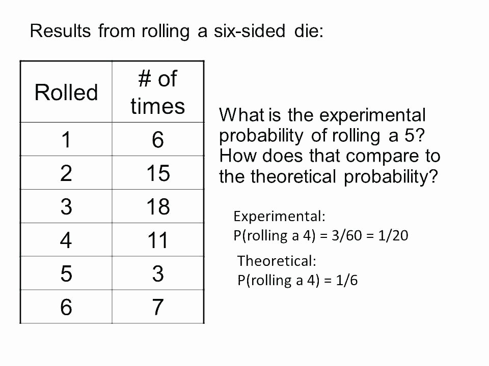 Theoretical Probability Worksheets 7th Grade 7th Grade Probability Worksheets – Leonestarexpress