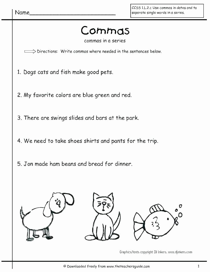 Third Grade Grammar Worksheet Grade Grammar Worksheets Have Fun Teaching Sheets Printable