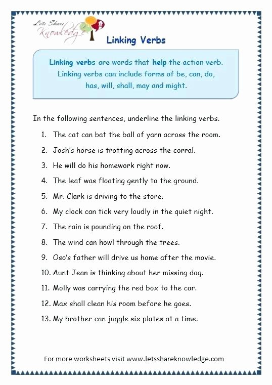 Third Grade Grammar Worksheets Adverb Time Worksheets Grade 3 for All Download Hindi