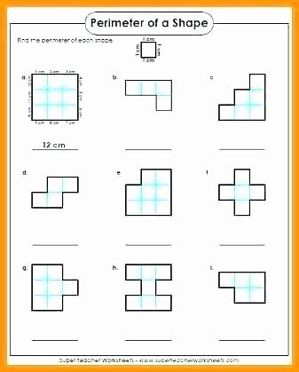 Third Grade Perimeter Worksheets Third Grade Perimeter Worksheets