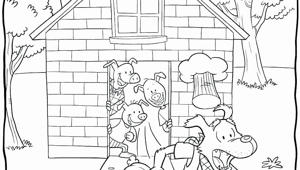 Three Little Pigs Worksheets 3 Little Pigs Story for Kids – Henrystuart