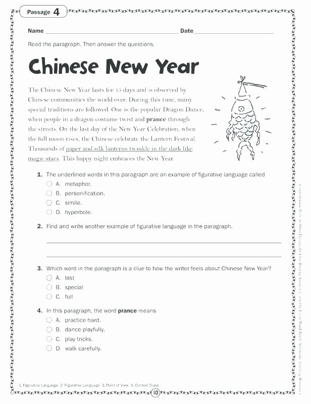 Three Little Pigs Worksheets Fourth Grade Worksheets 4 English Language Arts Printable