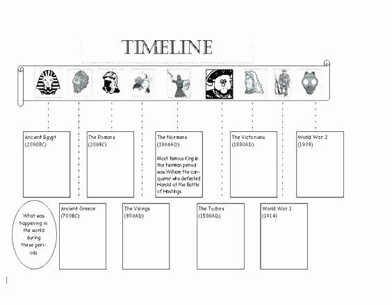 Timeline Worksheets for 1st Grade Second Grade History Worksheets Printable Free for High
