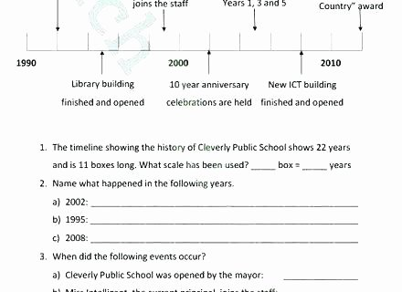 Timeline Worksheets for Middle School About Me Timeline Worksheet Resources social Stu S