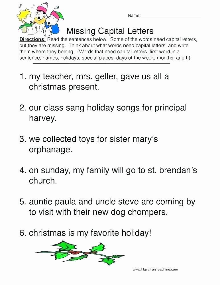 Topic Sentences Worksheets Grade 4 Number Sentence Worksheets 2nd Grade