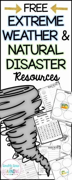 Tornado Worksheets for Kids 1037 Best Elementary Science Images In 2019