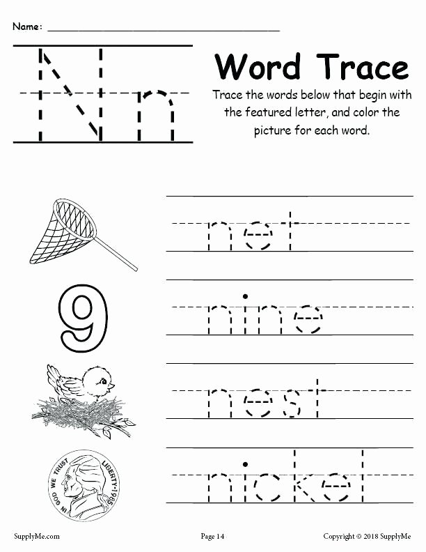 Tracing Alphabet Pdf Preschool Letter Tracing Worksheet Free Worksheets Alphabet