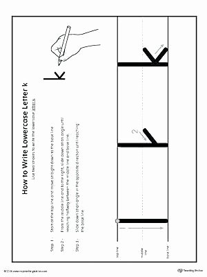 Tracing Lowercase Letters Printable Worksheets K Tracing Letters Alphabet Worksheets In Learn to Trace with