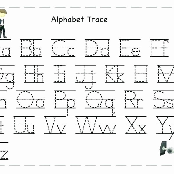 Tracing Lowercase Letters Worksheets Free Printable Abc Tracing Worksheets Free Printable