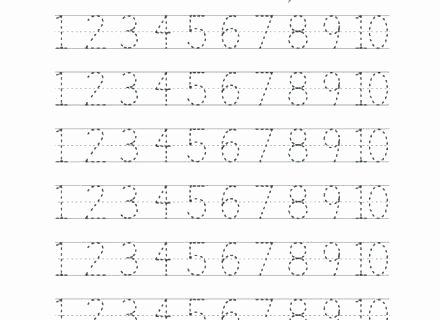 Tracing Number Worksheets 1 20 Writing Numbers 3 Worksheet Number Kindergarten Worksheets 1