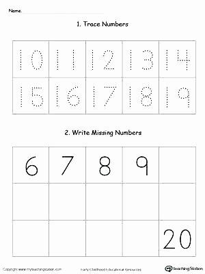 number tracing worksheets 1 kindergarten writing free printable blank chart worksheet letter work 20