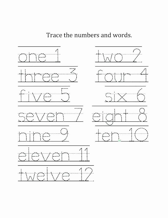 Tracing Numbers Pdf Number System Worksheets – Kcctalmavale