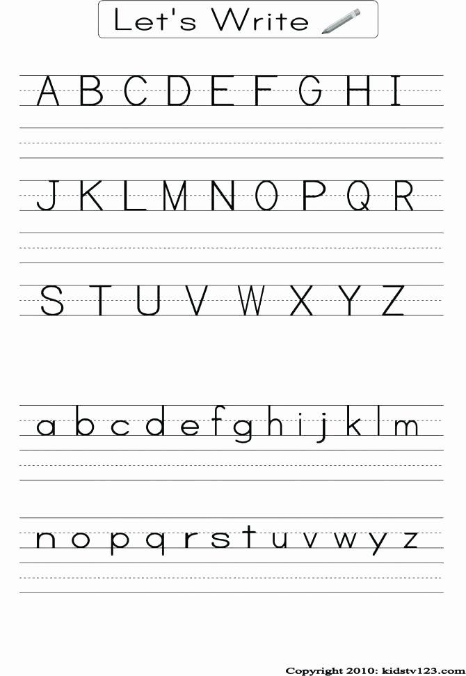 Tracing Worksheets Pdf Letter X Worksheets for Preschool O D Pdf