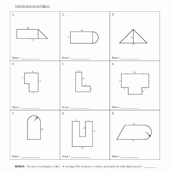 Transformation Math Worksheets Grade Geometry Math Worksheets Polygons Fifth Making